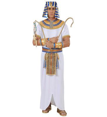 ägyptischer Pharao Tunika Schmuck Kostüm Karneval Verkleidung Größe M (Ägyptische Pharaonen Kostümen)