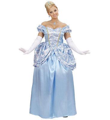 arneval Damen Kostüm Prinzessin Blau Princess Royal Tiara (Tiara Kostüm)