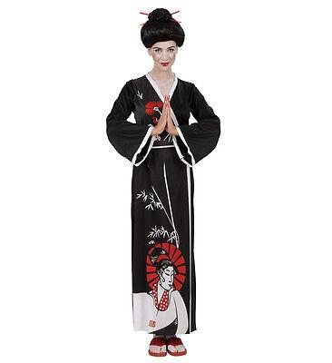 ANT 58201 Geisha Kimono Japanerin Japanese Girl Fasching - Kimono Girl Kostüm