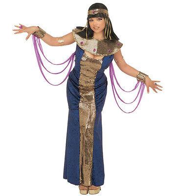 arneval Damen Kostüm Nofrete Gottheit Göttin Ägypten (ägyptische Göttinnen Kostüm)