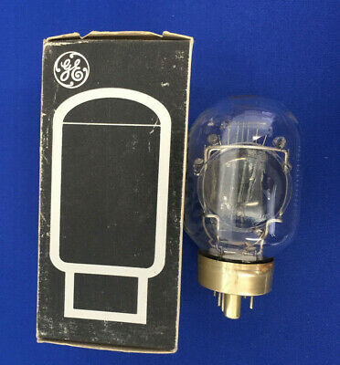 Ge Dmk Projector Lampbulb 120v 500w 4 Pin Made In U.s.a.