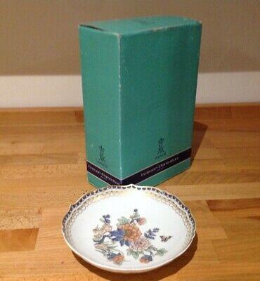Kaiser Porcelain 15cm diameter dish , Duchesse design . K Nossek. - Original Box