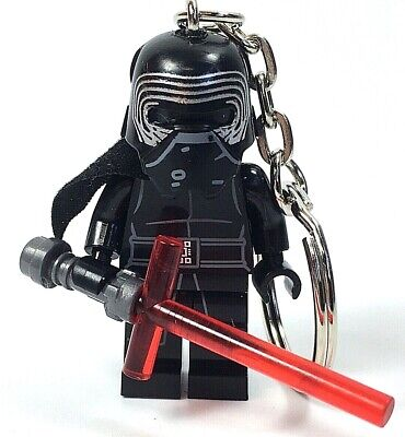 Classic Kylo Ren figure Keyring Star Wars Figure Keyring Mini Bag Charm UK