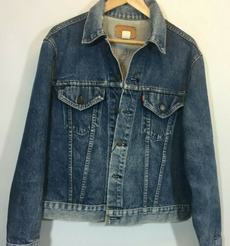 Vintage Levis Jean Jacket 44 Large