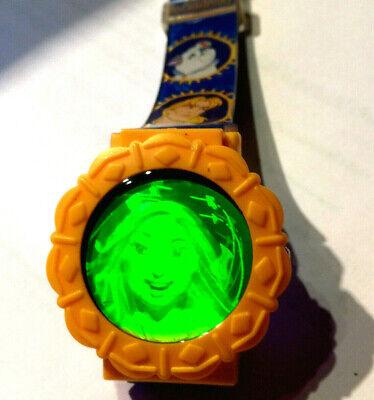 1990-er Disney`s Pocahontas Armband Uhr digital / 1990's Hologram watch](Pocahontas Arm Band)