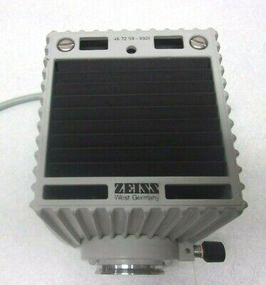 Zeiss Fluorescence Microscope 100 Watt 12 Volt Lamphouse With Bulb 467259-9901