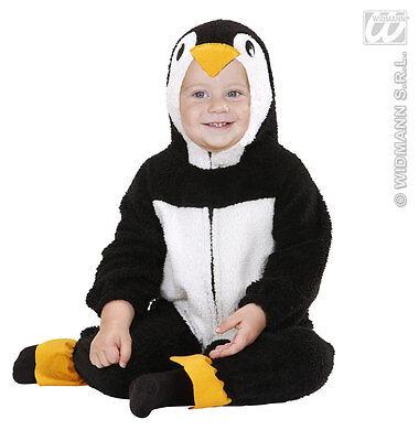 Kleinkind Pinguin Kostüm (Pinguin Madagaskar Baby Kleinkind Zoo Overall Kostüm Outfit NEU 0-2 Jahre)