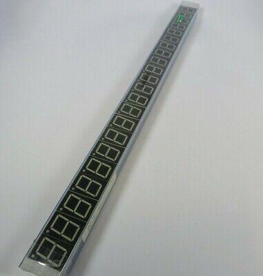 22 New 1 Inch White Led Display 7 Segment Common Cathode Sa0f3bwwb