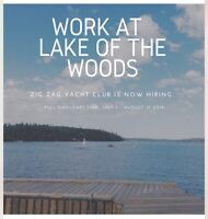 Seeking Day Camp Leader, Lake of the Woods, $14/hr