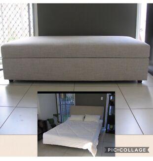 Sofa Bed Ottoman