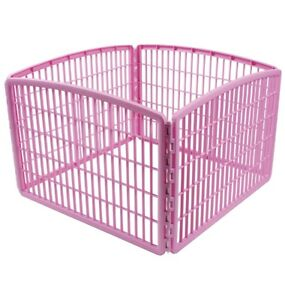 Pink Pet Playpen (Sold PPU)