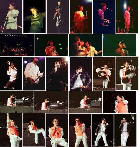 120 Peter Gabriel concert photos 1977/78/79/82/83 2004