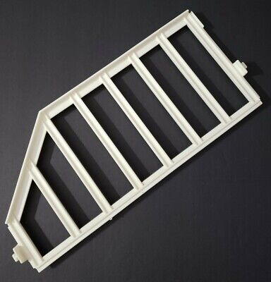 BARBIE DOLL FURNITURE DREAM HOUSE 1978 REPLACEMENT A-FRAME WHITE RAILING UPSTAIR