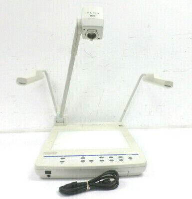 Elmo Visual Presenter Hv-5000xg Document Camera Projector