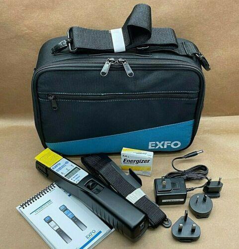 EXFO LFD-300B FiberFinder Live Fiber Detector New W/Soft Case