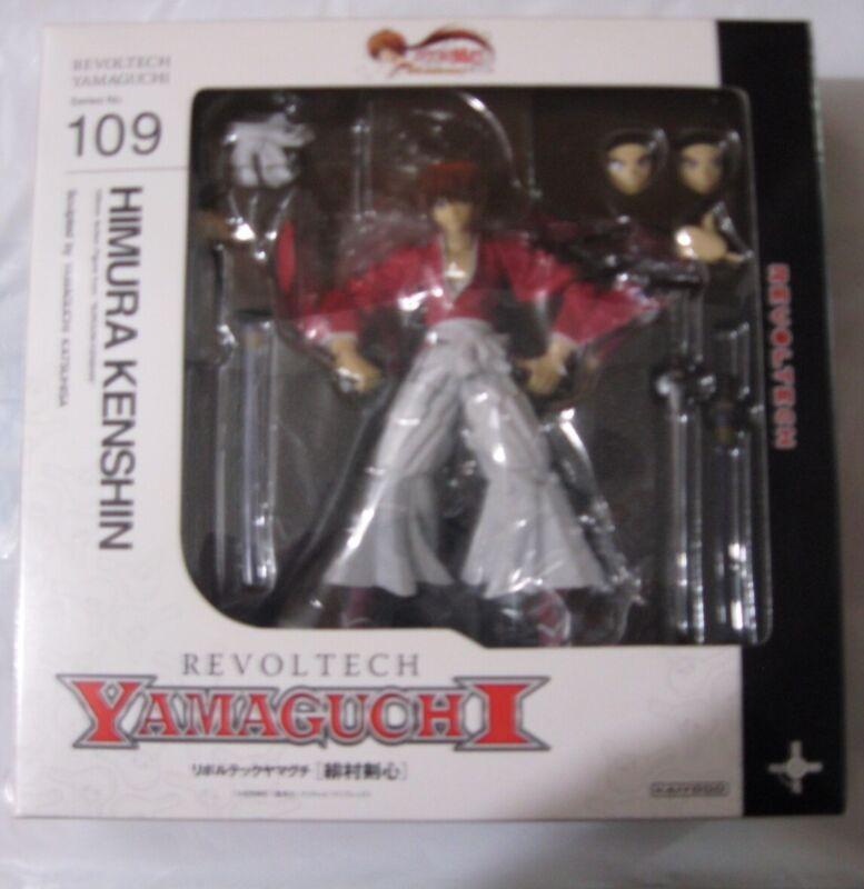 Kaiyodo Revoltech Yamaguchi 109 Rurouni Kenshin