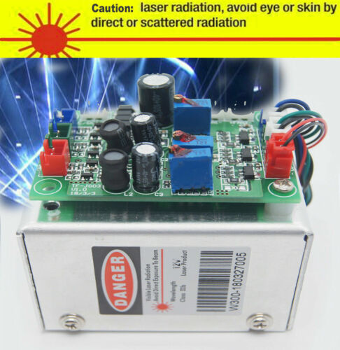 RGB 1000mW White Laser Module/TTL RGB Laser /Combined by 520nm+638nm+450nm