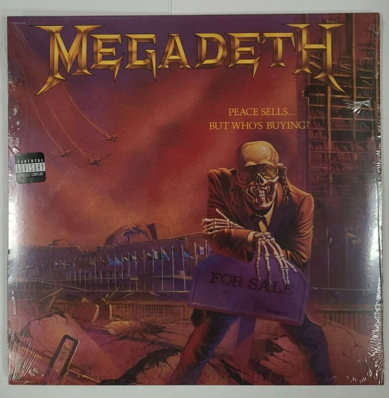 Megadeth – Peace Sells... But Who