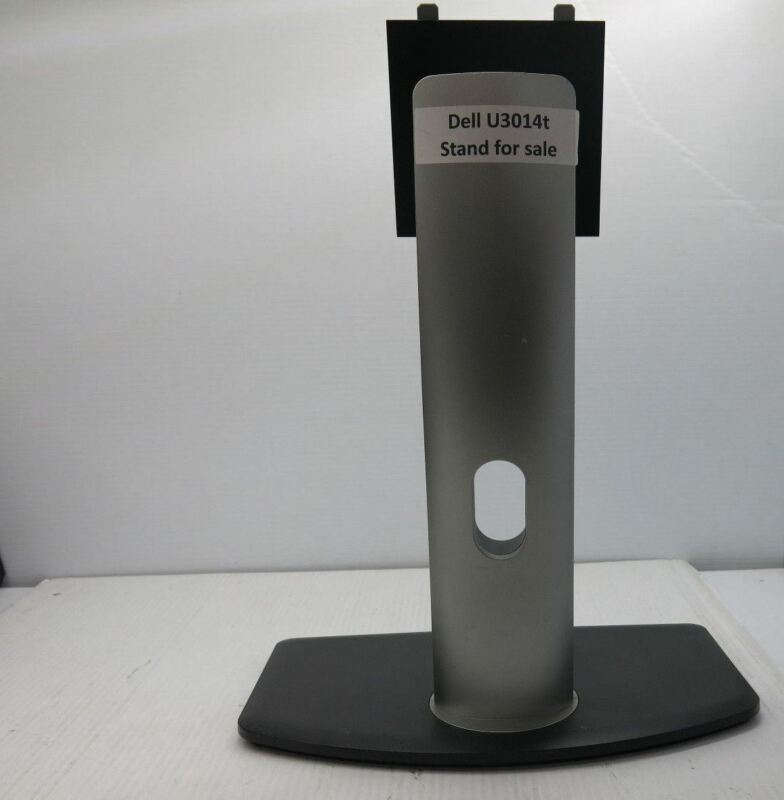 Genuine Dell UltraSharp U3014t 30-Inch LCD Monitor Replacement Stand Only