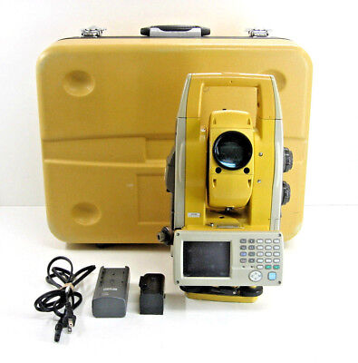 Topcon Qs3m Series Total Station For Surveying One Month Warranty