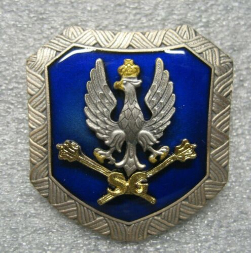 /Poland Polish Army Badge GENERAL STAFF