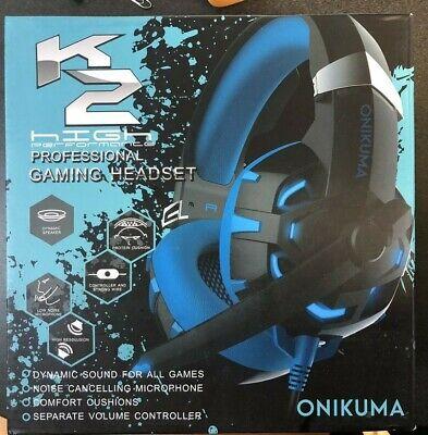 K2 Pro High Performance Gaming Headset