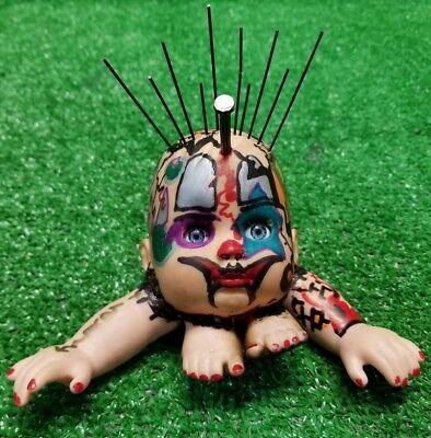 Baby parts doll demonic creepy Halloween prop movies Satan custom death pain