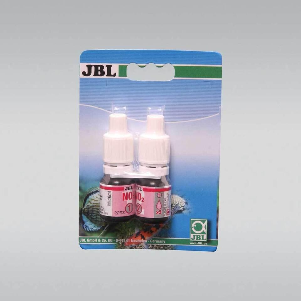 JBL Nitrit Test NO2 Reagens (Refill) - Wassertest Aquarium Nitrittest