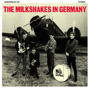 The-Milkshakes-In-Germany-NEW-CD-BILLY-CHILDISH
