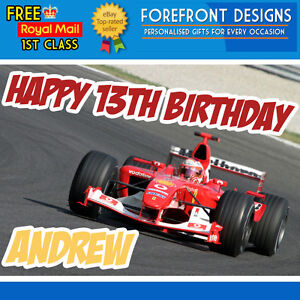 Personalised-Formula-1-Racing-Ferrari-Birthday-Greeting-Card-A5