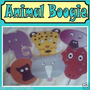 animal boogie teaching resources story sack ks1 eyfs childminder resource cd ebay. Black Bedroom Furniture Sets. Home Design Ideas