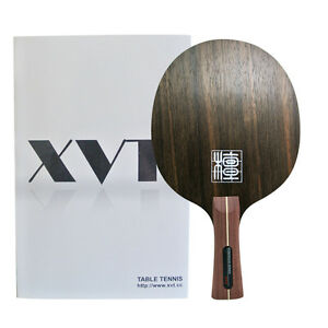 High-end XVT Ebenholz Carbon table tennis paddle  /table tennis blade