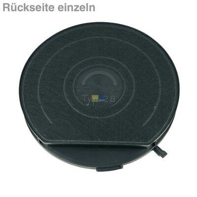 NEUF hotte DE cuisinière Filtre au CARBONE ACTIF typ28 Ø240mm ELECTROLUX