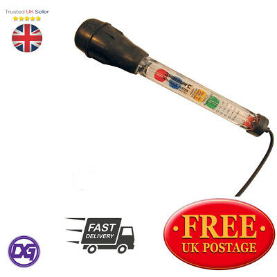 ANTI-FREEZE COOLANT LEVEL TESTER RADIATOR COOLANT HYDROMETER CAR VEHICLE