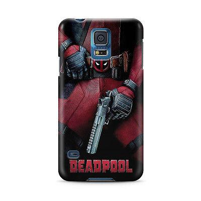 Deadpool Hero Samsung Galaxy S4 5 6 7 8 9 10 E Edge Note 3 - 10 Plus Case 2