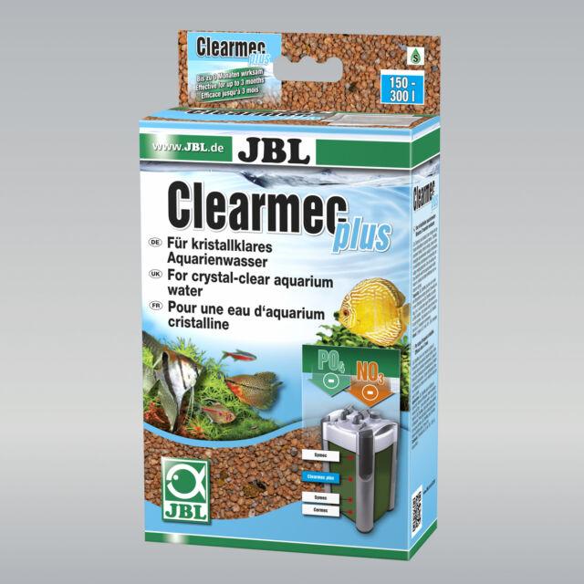 JBL Clearmec plus  Filtermasse zur Entfernung von Nitrit, Nitrat und Phosphat