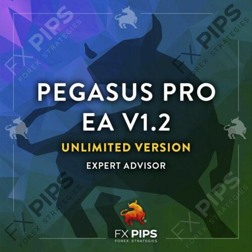 Forex Pegasus Pro Ea + 17SetFile With News Filter+Unlimited License (MT4)