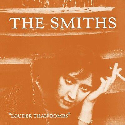 "THE SMITHS ""LOUDER THAN BOMBS"" 2 VINYL LP NEU"