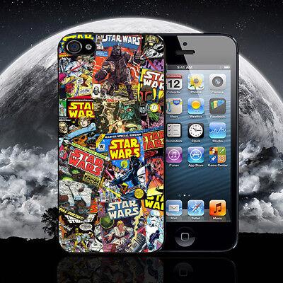 NEW STAR WARS COMICS BOOK 2 MARVEL CASE FITS IPHONE 4 5 6 7 8 PLUS SE X