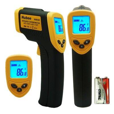 Nubee® Temperature Gun Non-contact Digital Laser Infrared IR Thermometer