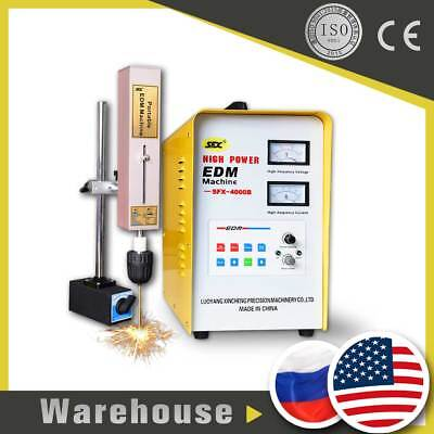 SFX 110V Efficient Portable Electric Discharge Machine Tap Drill Removal 10% Off