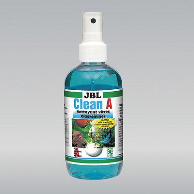 JBL Clean A Glasreiniger ungefährlich für Fische und Pflanzen 250 ml Aquarium