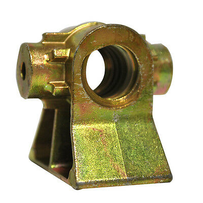 Spindelmutter Stabilform kurz 20 mm Stahl 4 Kant ab Baujahr 2006 357864 120/024