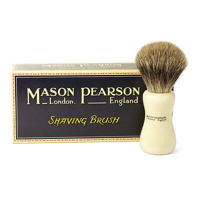 Mason Pearson Shaving Brush - Mason Pearson SHAVING BRUSH - PURE BADGER BRISTLE - RRP $225