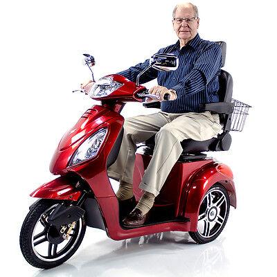 E-Wheels EW-36 FAST Recreational Mobility Scooter EW36 + Free Accessory Bundle!