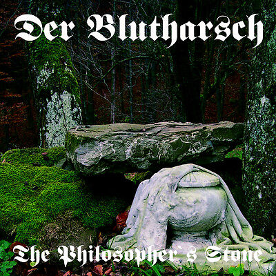 """DER BLUTHARSCH The Philosopher's Stone - LP + 7"""" - Ltd. 451 - Phosphor Vinyl"""