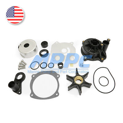 5001594 Water Pump Kit for Johnson Evinrude OMC Outboard 85-300HP Boat Motors