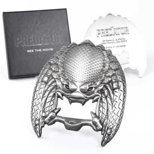 Predator Unmasked Metal Bottle Opener - NEW + HIGHLY COLLECTIBLE!