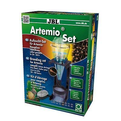 JBL artemioset - Kit di allevamento PER NAUPLI ARTEMIA ALLEVARE Live Feed +