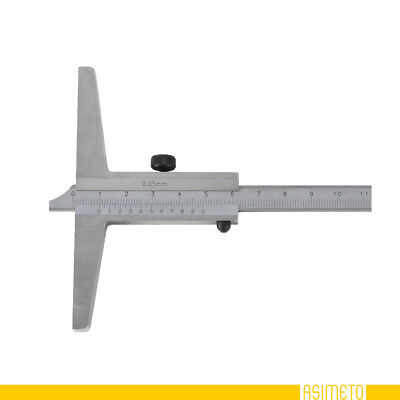 15,2/cm 150/mm Digital Tiefenmesser